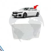 VIDRO PORTA TRASEIRA ESQUERDA BMW SERIE 7 2017-2020 - ORIGINAL