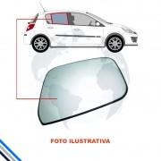 Vidro Porta Traseira Esquerda Fiat Uno (vivace) 2010-2016 - Pilkington