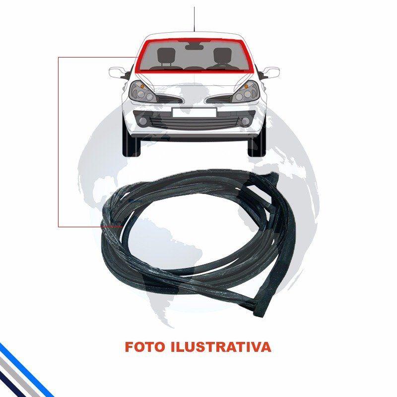 Borracha Parabrisa Fiat Uno Mille