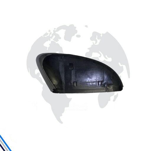 CAPA RETROVISOR EXTERNO ESQUERDO VW FOX / SPACEFOX 2010-2018 TEXTURIZADO