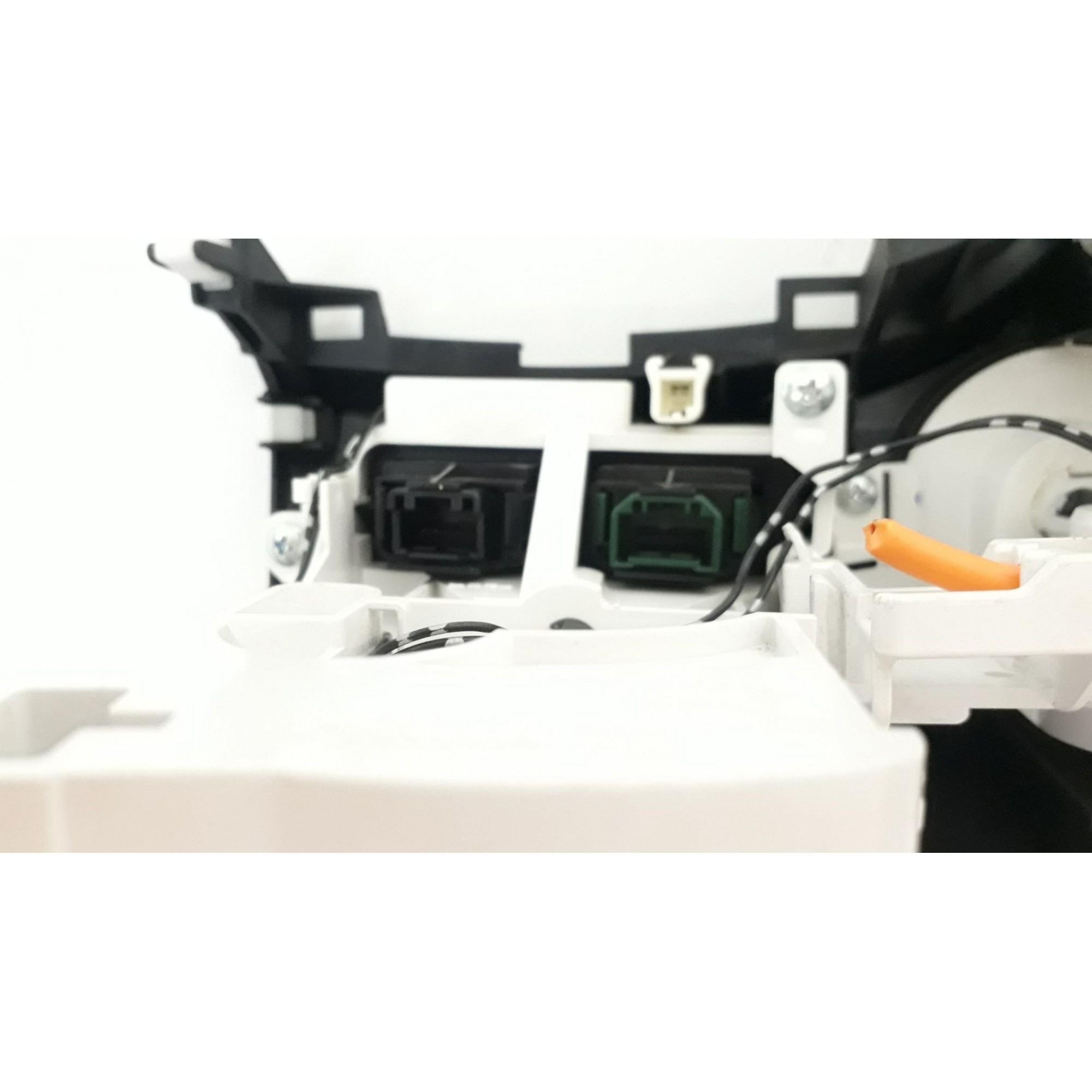 Comando Ar Condicionado Analogico Honda Fit 2009-2013