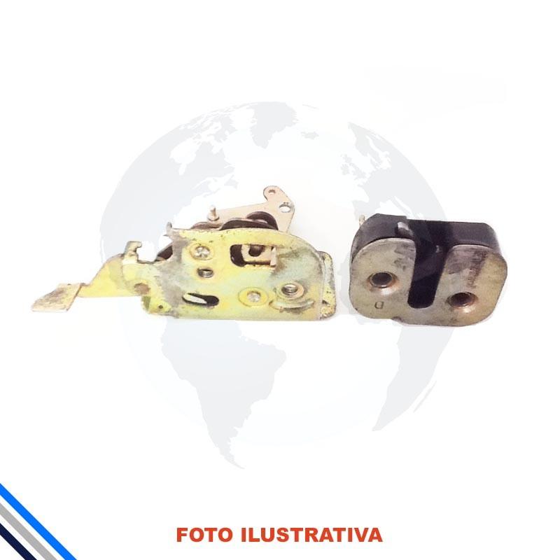 Fechadura Dianteira Direita Fiat Uno/Mille/Elba/Premio 1984-2013