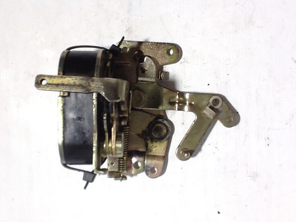 Fechadura Dianteira Esquerda Fiat Uno/Mille/Elba/Premio 1984-2013