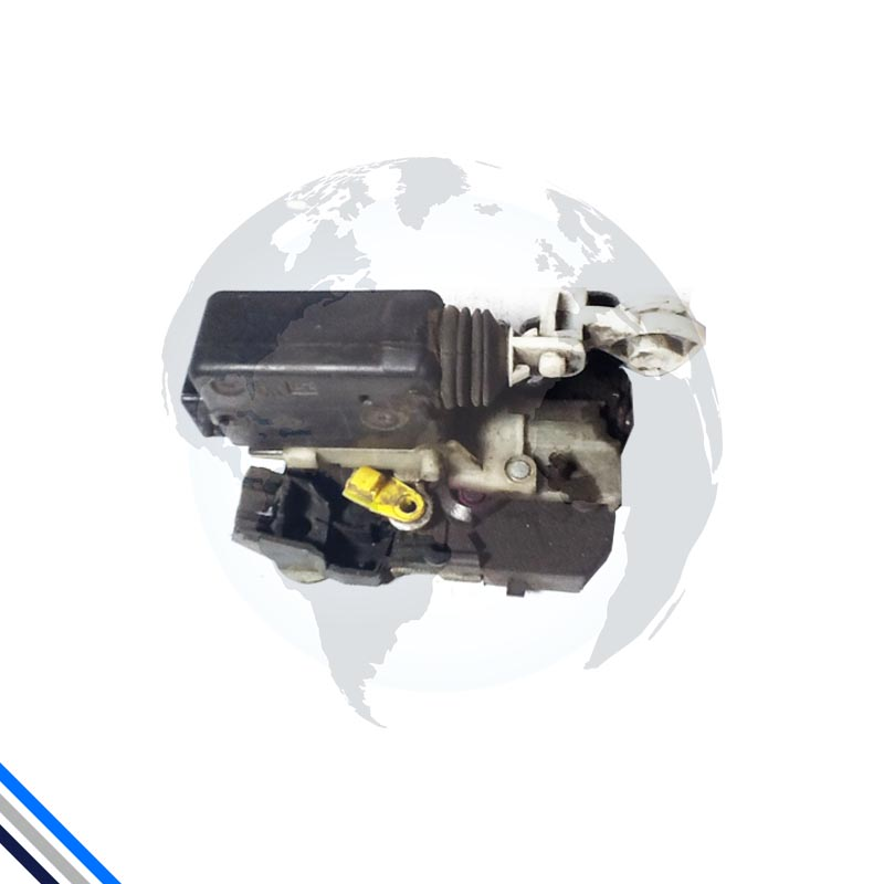 Fechadura Porta  tras Esqt Renault Logan/Sandero 2007-2014 ORIGINAL