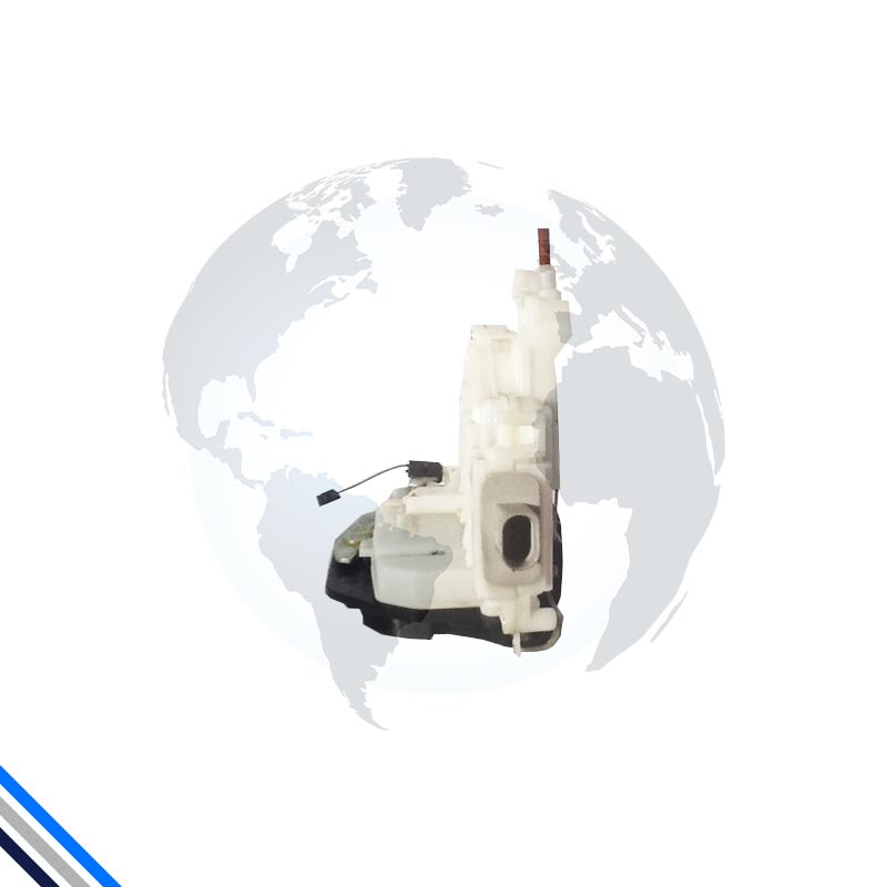 Fechadura Pt Diant Dir Elet Volkswagen Fox/Spacefox 2009-2016