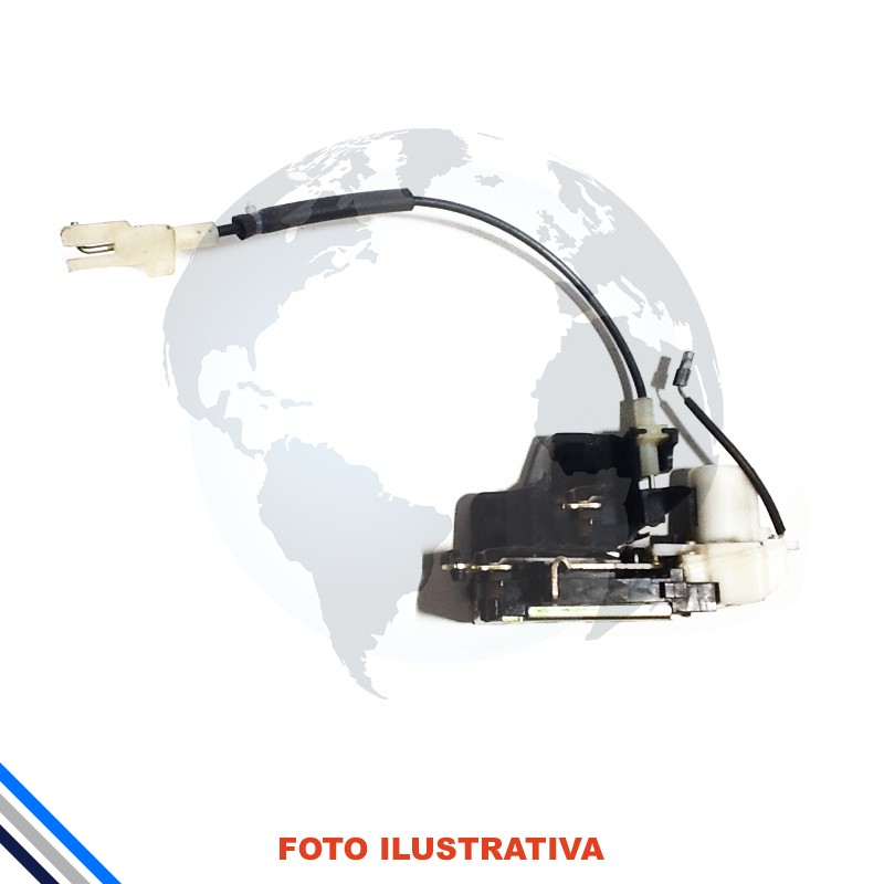 Fechadura Traseira Direita Fiat Palio/Weekenda/Siena 1996-2016