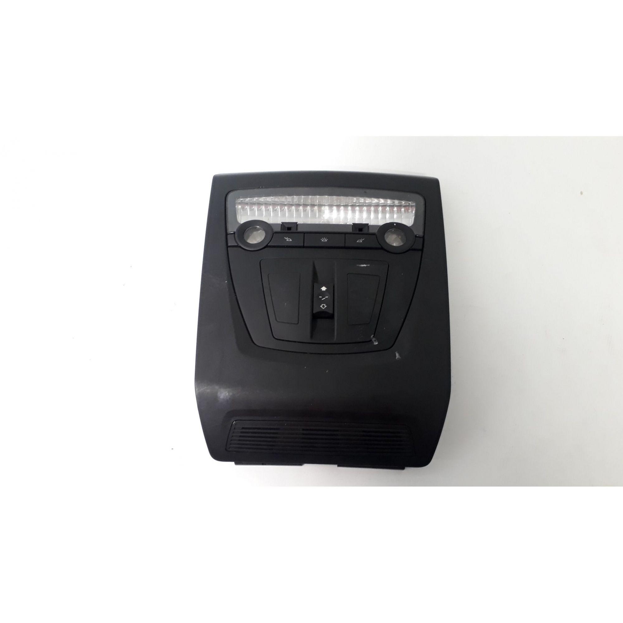 Interruptor Comando Teto Solar/luz Bmw 550 2010-2011
