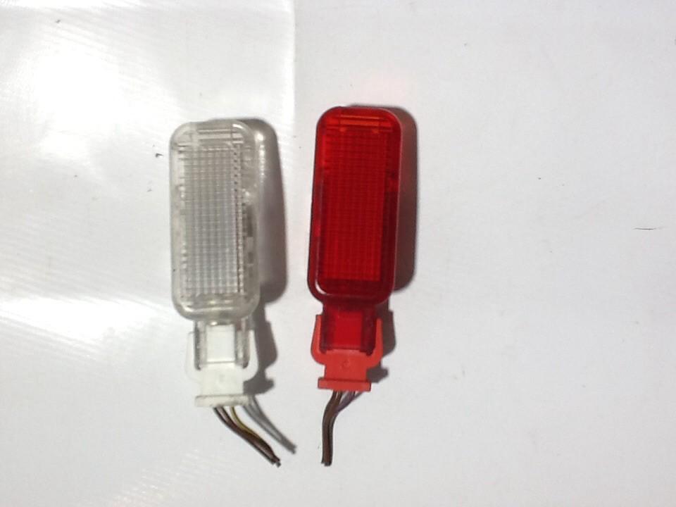 Luz Advertencia Porta Traseira Esquerda Audi A4 04-05