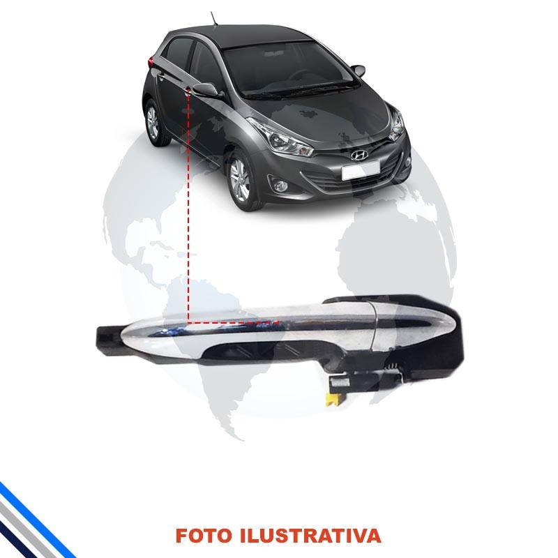 Macaneta Externa Dianteira/Traseira Direita Hyundai Hb20/Hb20s 2013-2015