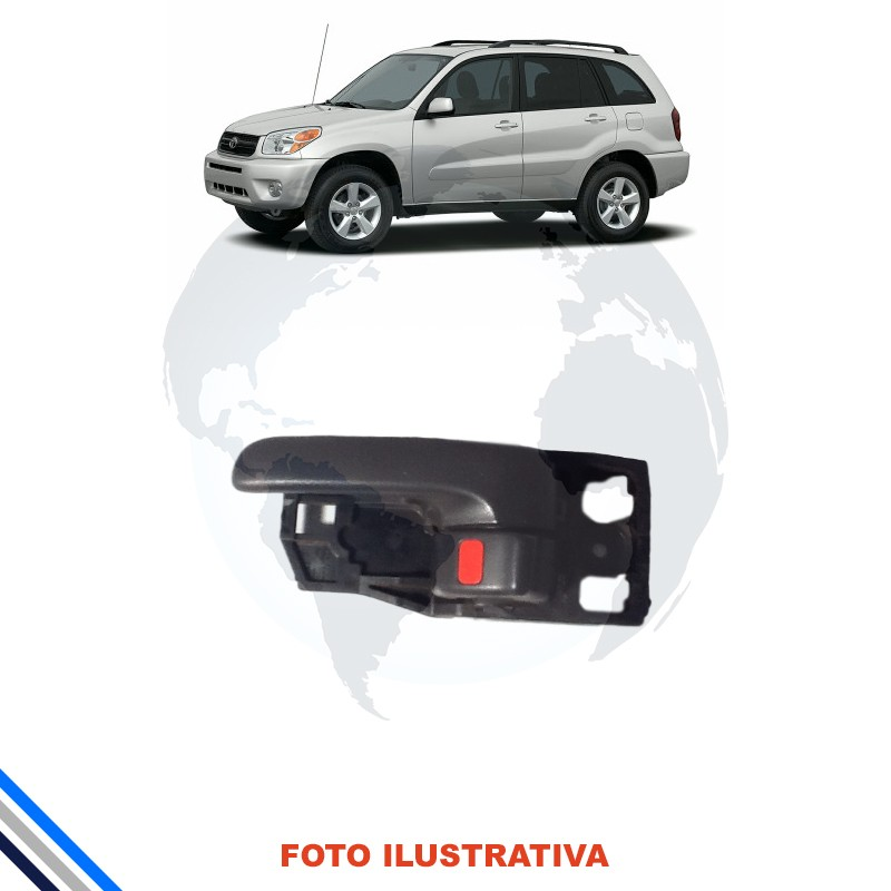Macaneta Interna Traseira Direita Toyota Rav4 2000-2005