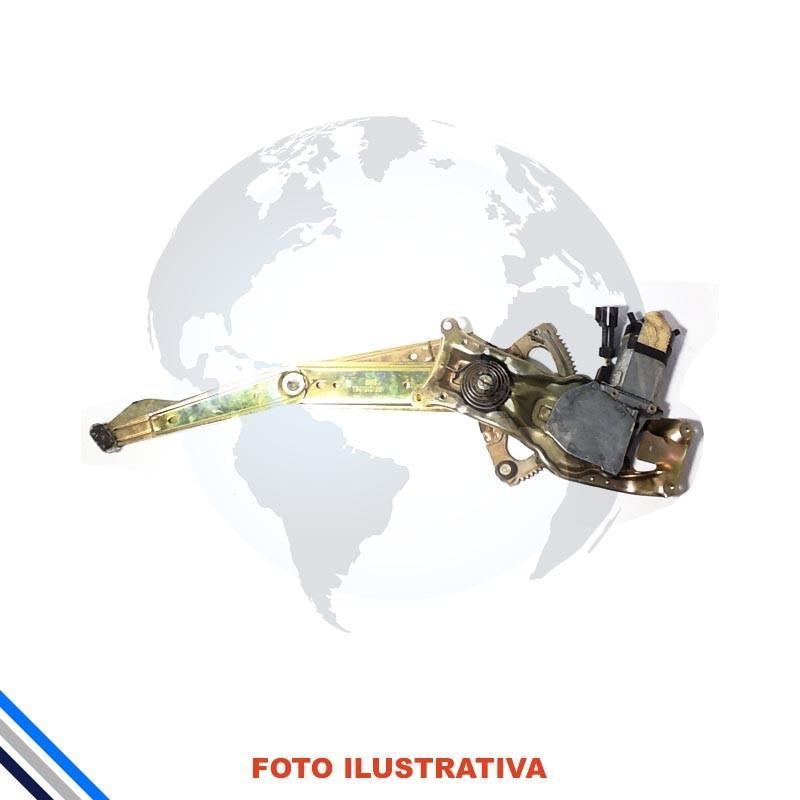 Maquina de  Vidro Pt Diant Dir Elet C/Mot Gm Kadett/Ipanema 1989-1998