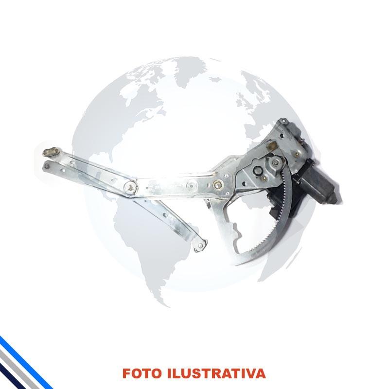 Maquina de  Vidro Pt Diant Dir Elet C/Mot Gm Omega/Suprema 1992-1998