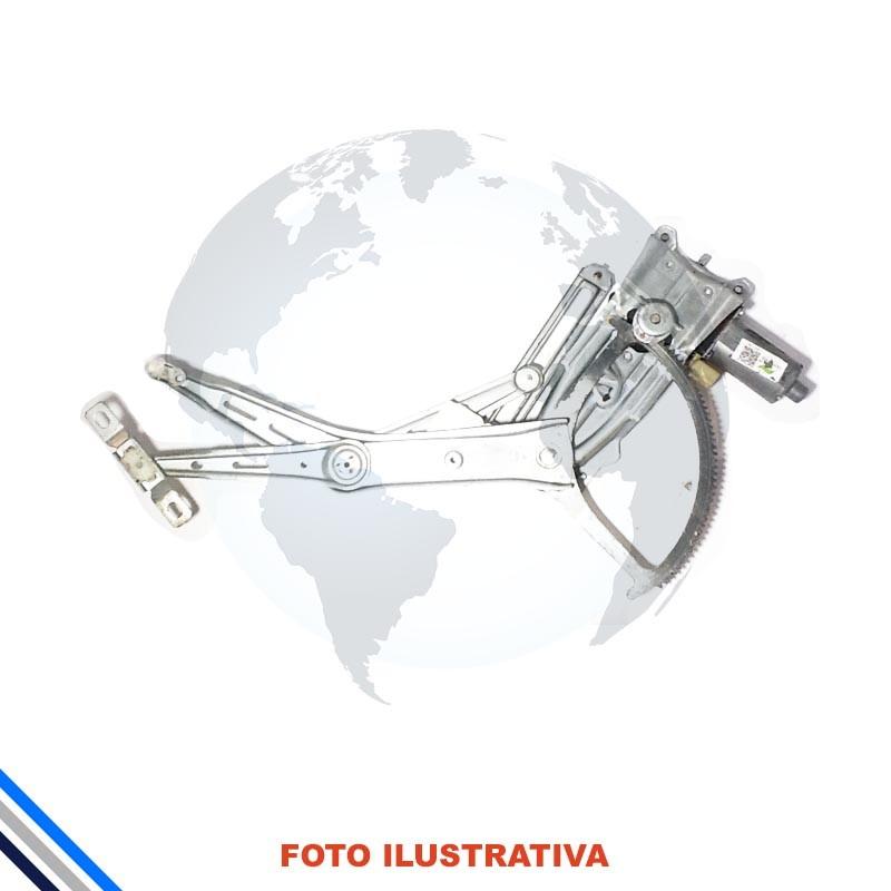 Maquina Vidro Pt Dianteira Direita Elet C/mot Gm Zafira 01-12