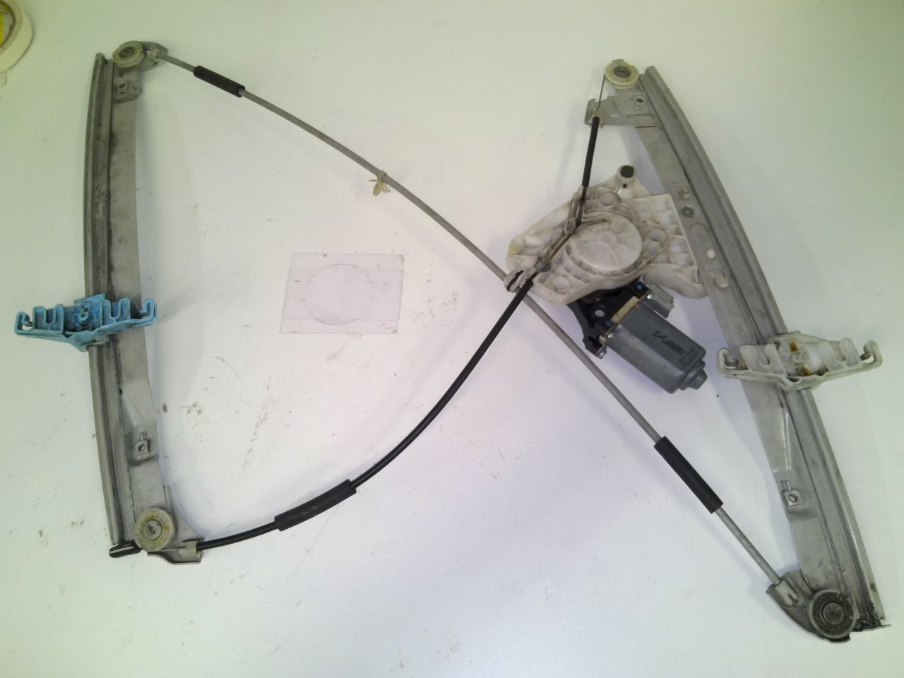 Maquina Vidro Diant Direita C/motor Peugeot 207 11-12 Orig