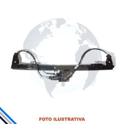 Maquina Vidro Diant Mec  Direita Fiat Palio/week/siena 1996-2016
