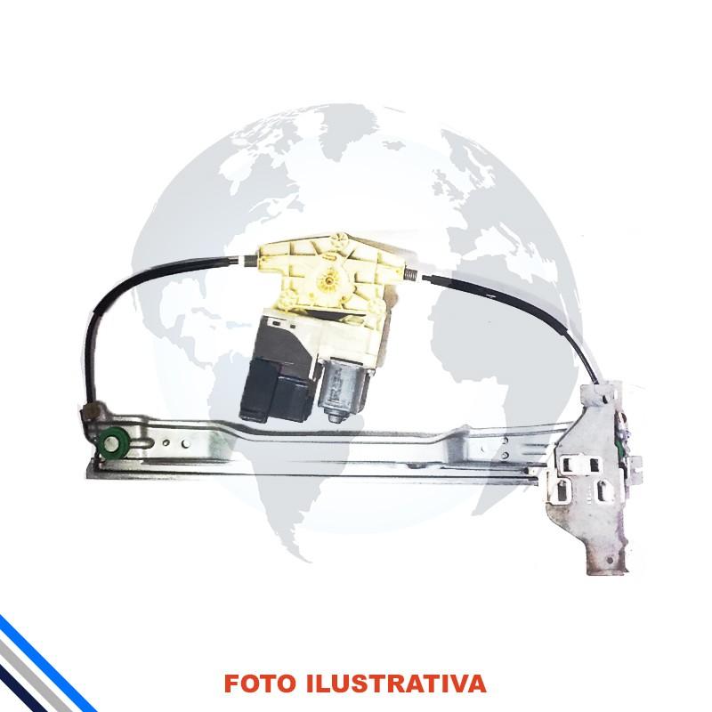 Maquina Vidro Dianteira Esquerda Citroen C4 pallas 2008-2013