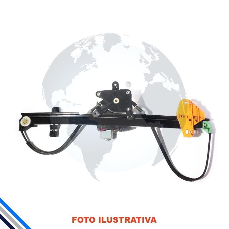 Maquina Vidro Dianteira Esquerda Ford Ecosport 2002-2012