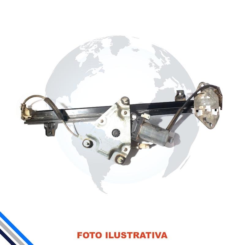 Maquina Vidro Dianteira Esquerda Vw Gol (gii) 1994-2003