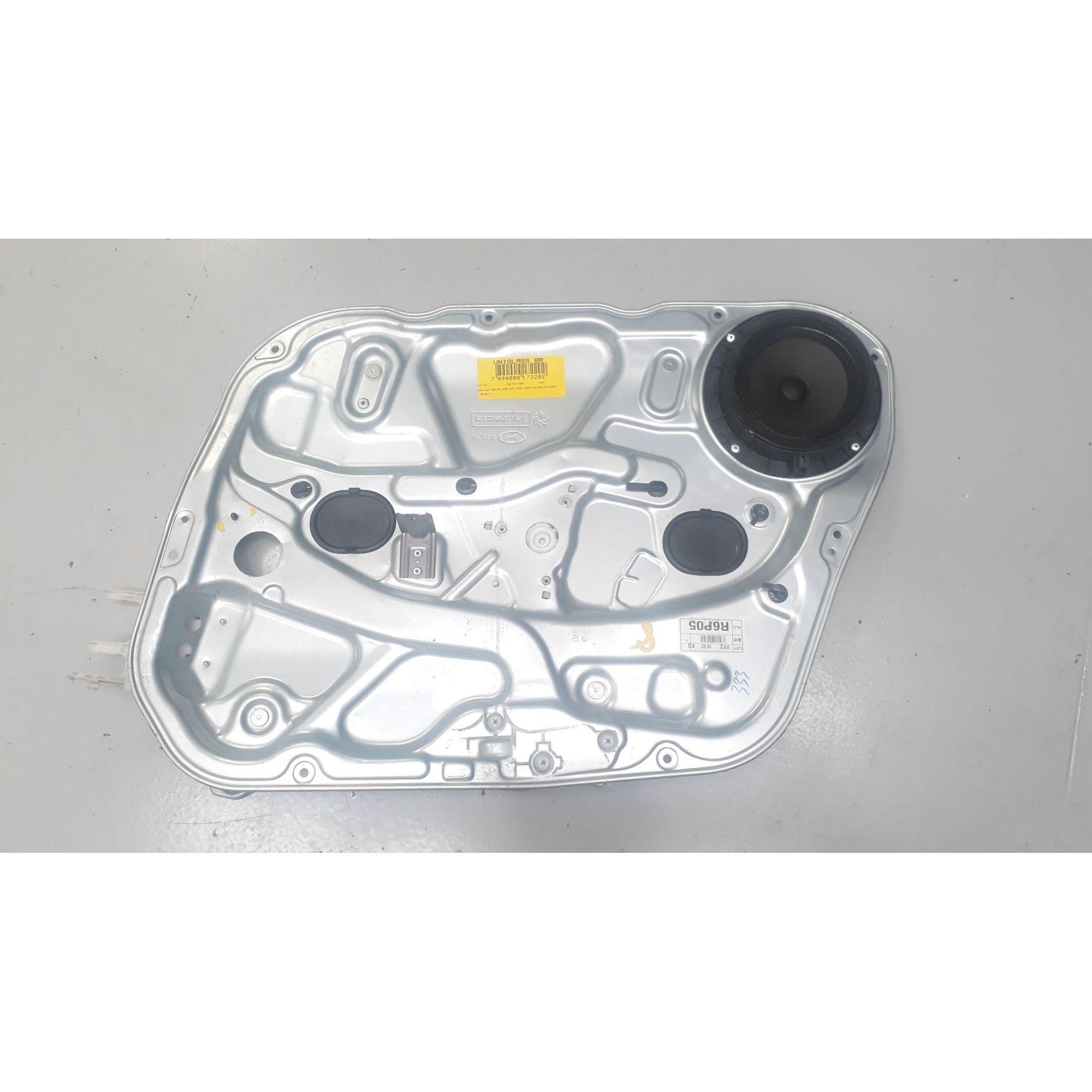 Maquina Vidro Elet S/mot Dianteira Direita Hyundai I30 09-13
