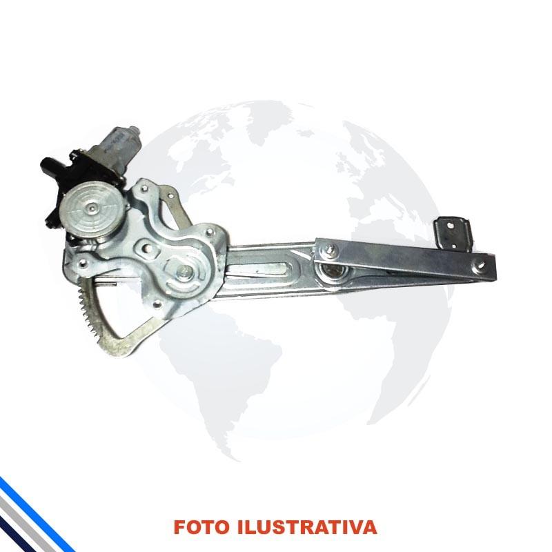 Maquina Vidro Pt Diant Dir  C/Motor Honda Civic 2012-2016 Original