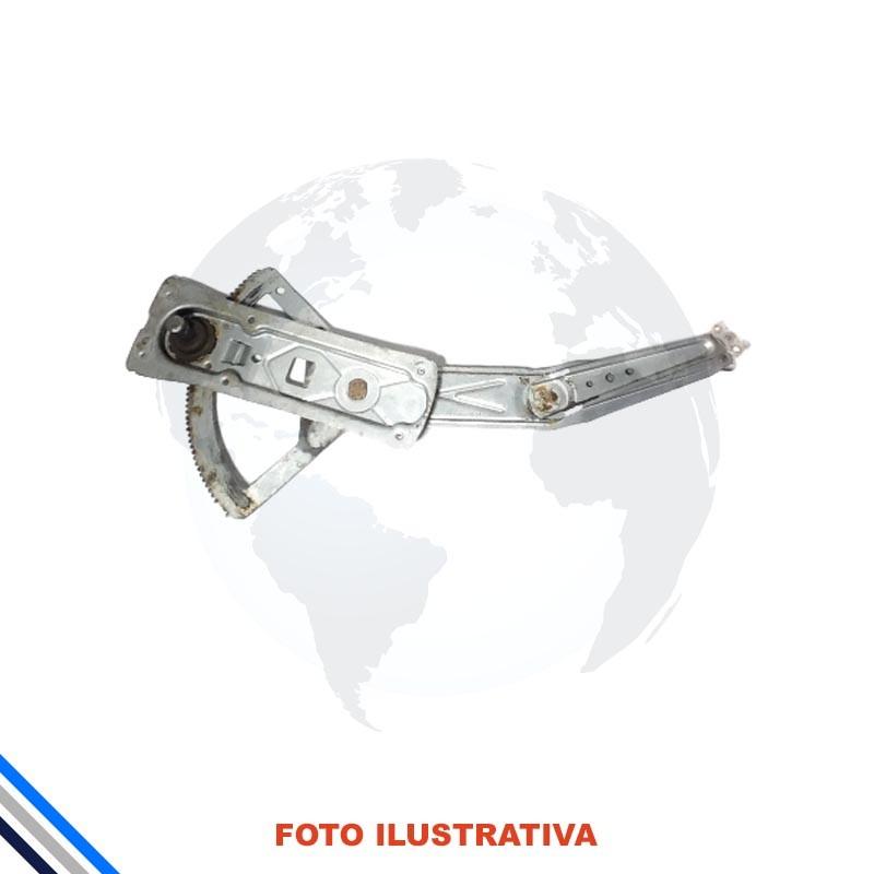 Maquina Vidro Pt Diant Dir Mec  Corsa/Pickup 1994-2003 Original