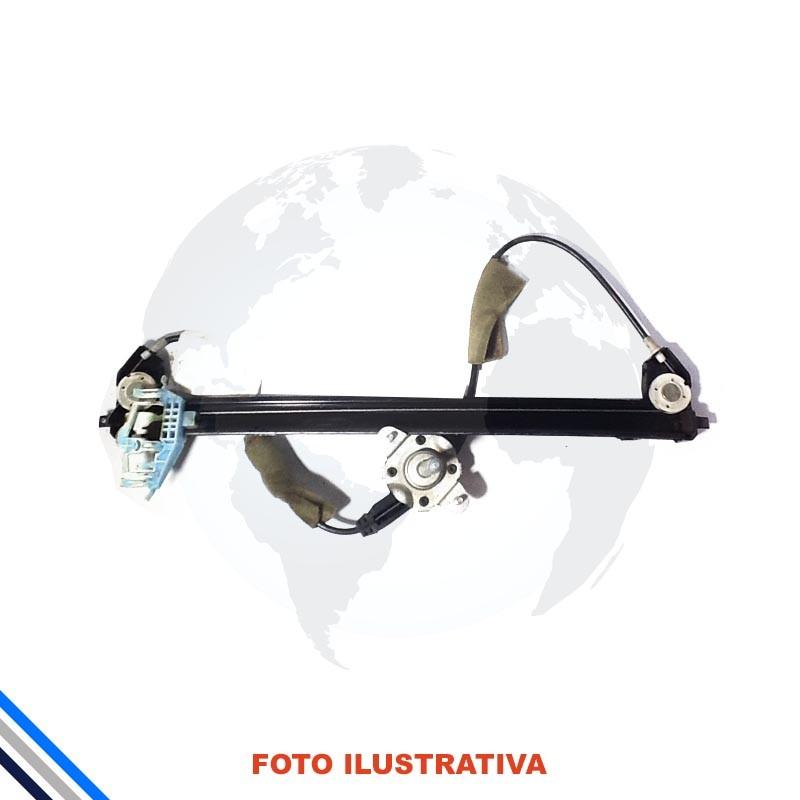 Maquina Vidro Pt Diant Dir Mec Fiat Uno 2010-2016 Original