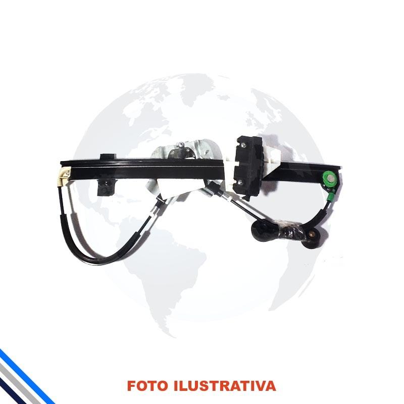 Maquina Vidro Pt Diant Dir Mec Ford Ka 1997-2014 Original