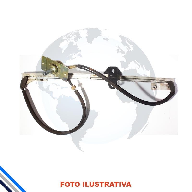 Maquina Vidro Pt Diant Dir Mec  Santana/quantum/versailles/royale1985-1996