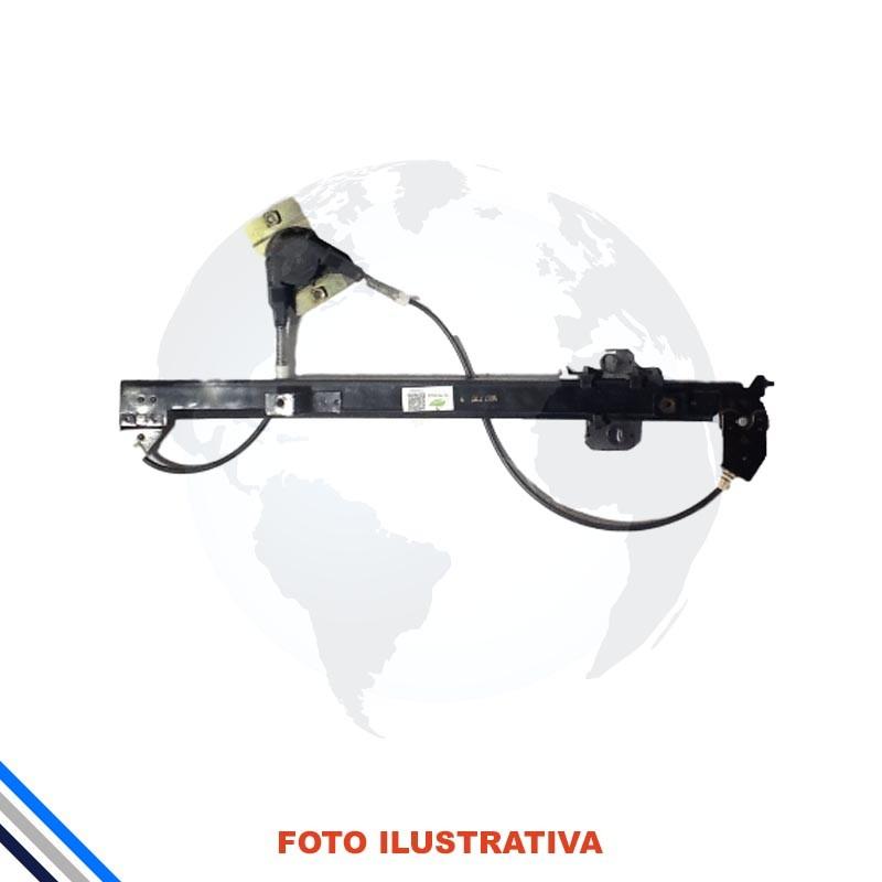 Maquina Vidro Pt Diant Dir Mec Uno/Mille/Elba/Premio 1984-2013 Original