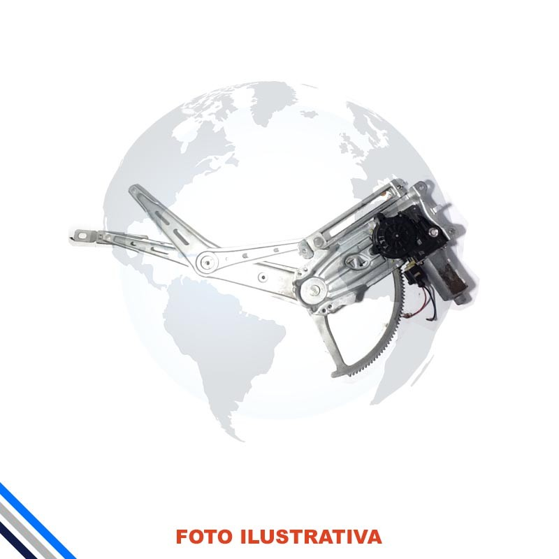 Maquina Vidro Pt Diant Esq C/Motor Zafira 2001-2012 Original