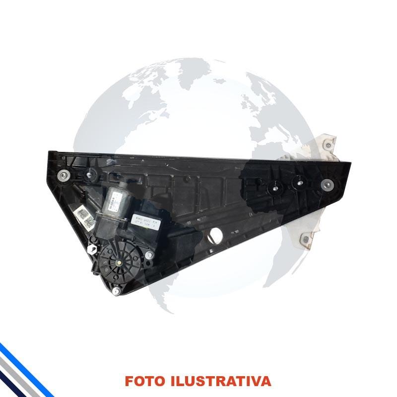 Maquina de  Vidro Pt Diant Esq Elet C/Mot Hyundai Veloster 2011-2016