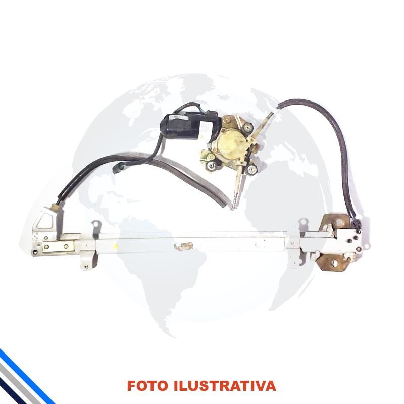 Maquina Vidro Pt Diant Esq Elet C/Motor Logus/Escort 1993-1996 Original