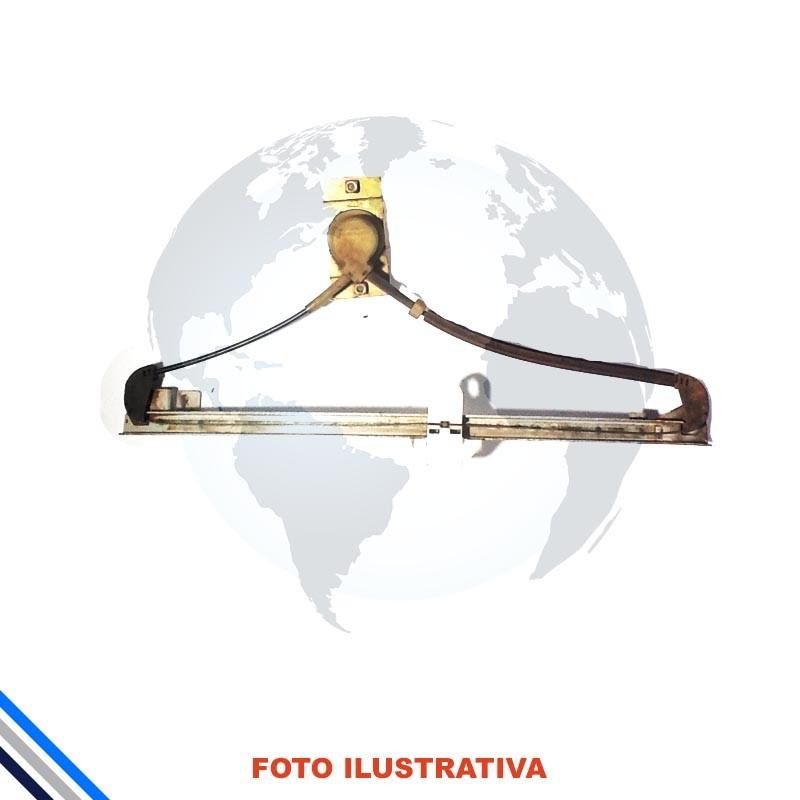 Maquina Vidro Pt Tras Dir Mec  Santana/quantum/versailles/royale 1985-1996
