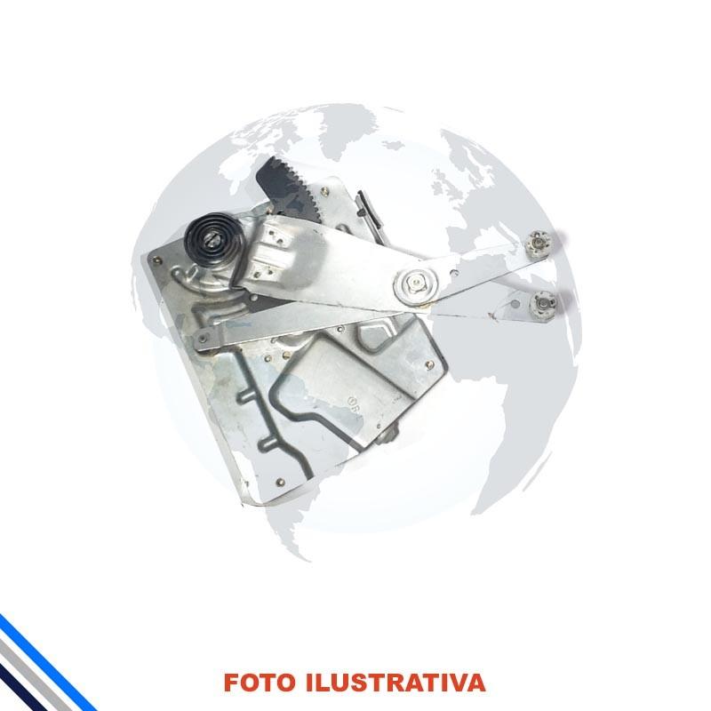 Maquina Vidro Pt Tras Esq  C/Motor Gm Blazer/S10 1995-2012 Original