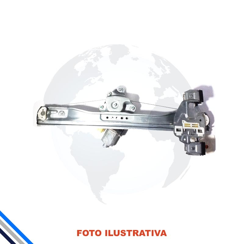 Maquina Vidro Pt Tras Esq Elet C/Mot Gm Cruze Hatch/Sedan 2011-2016 Original