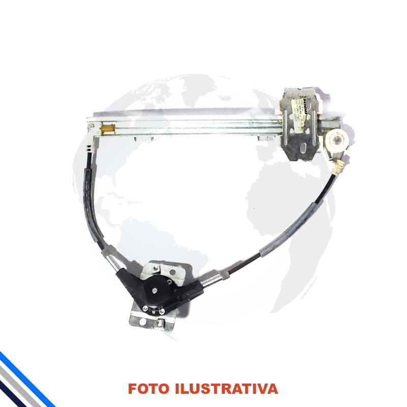 Maquina Vidro Traseira Direita Fiat Uno/Mille/Elba/Premio 1984-2013