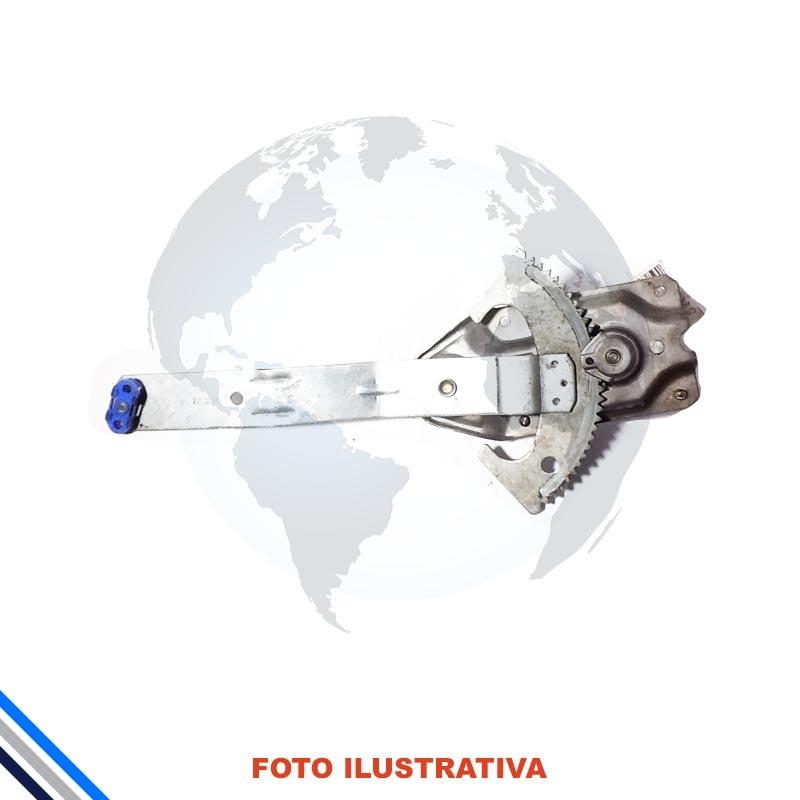Maquina Vidro Traseira Esquerda Ford Fiesta 1996-2006