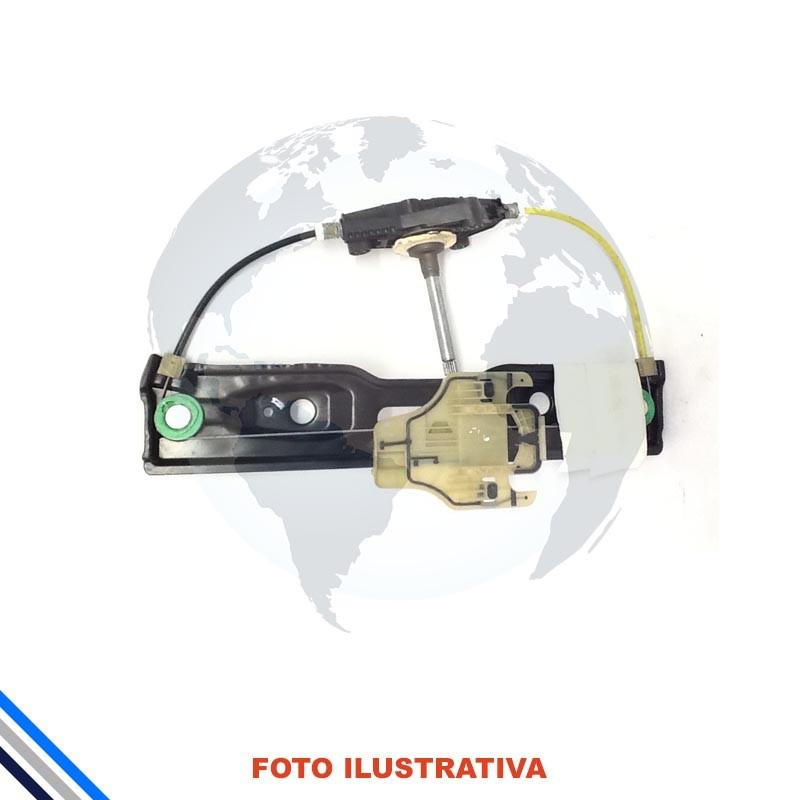 Maquina Vidro Traseira Esquerda Ford Fiesta 2012-2016