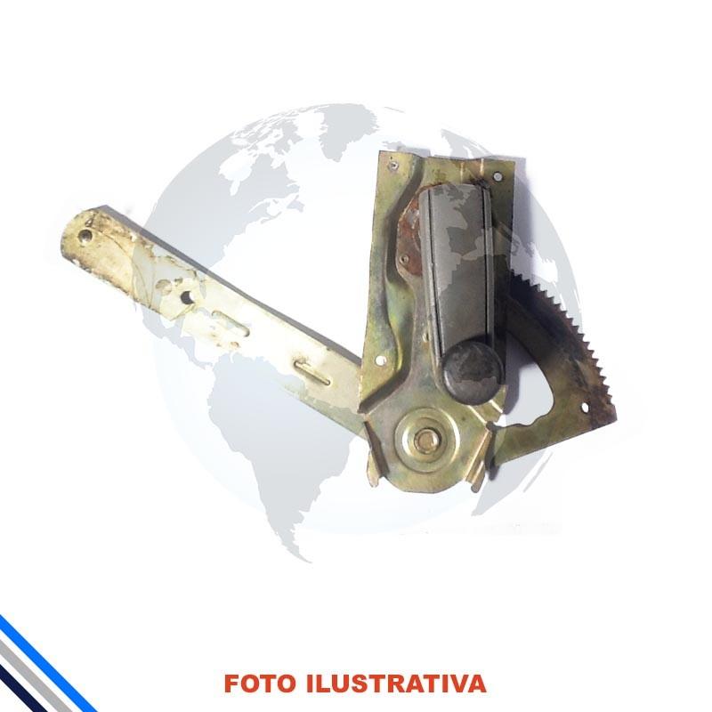 Maquina Vidro Traseira Esquerda Vw Pointer 1994-1996