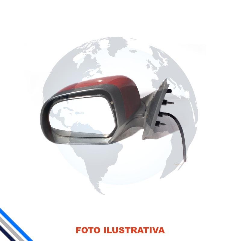 Retrovisor Externo Esquerdo Nissan Versa 2011-2014