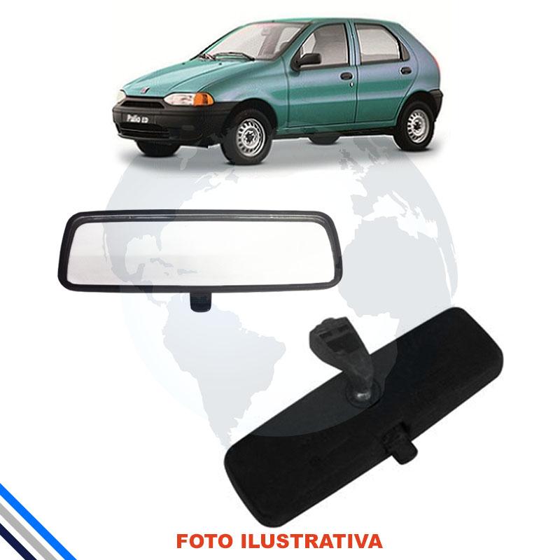 Retrovisor Interno Fiat Idea/Linea/Palio/Punto/Grand Siena/Uno/Doblo 2008-2016
