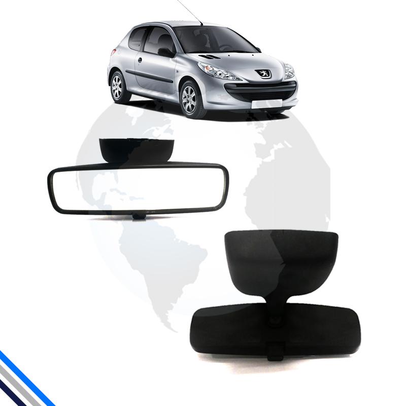 Retrovisor Interno Peugeot 206/207 Renault Clio/Duster/Megane/Sandero/Scenic