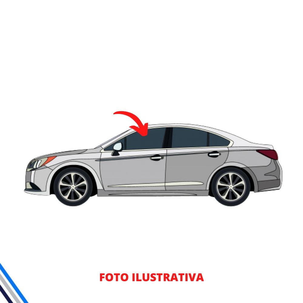 Vidro Porta Dianteira Direita Nissan Sentra 2007-2013 - Fanavid