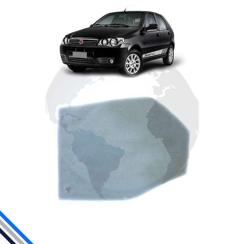 Vidro Porta Traseira Esquerda Fiat Palio/week(gi/gii/giii/giv) 4pts - Plk