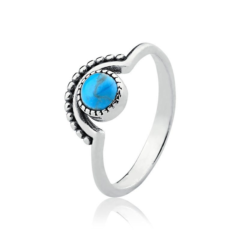 Anel Arco Azul