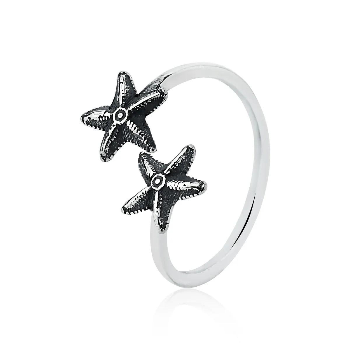 Anel Estrelas do Mar