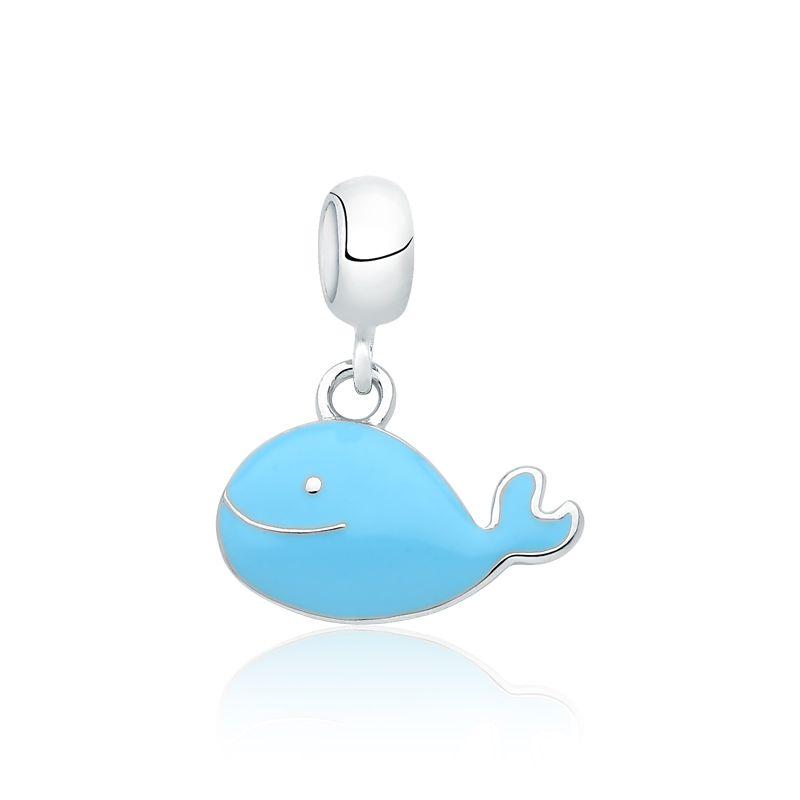Berloque Baleia Azul
