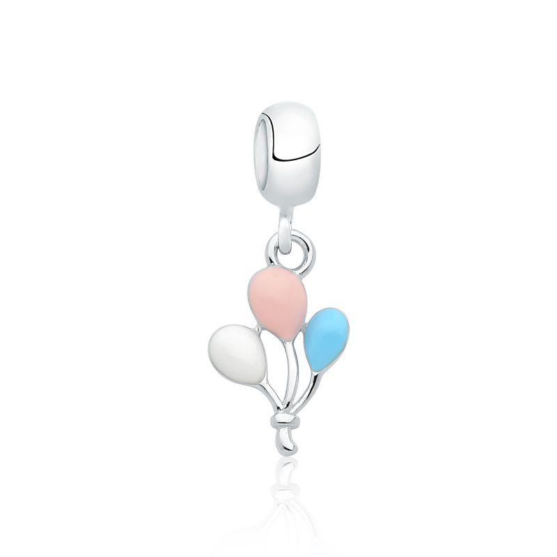 Berloque Balões Coloridos