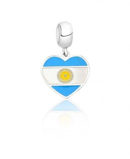 Berloque Bandeira Argentina