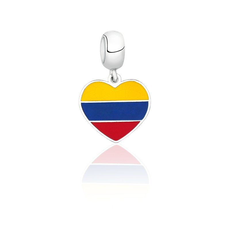 Berloque Bandeira Colombia